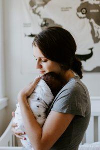Спокойна майка= спокойно бебе
